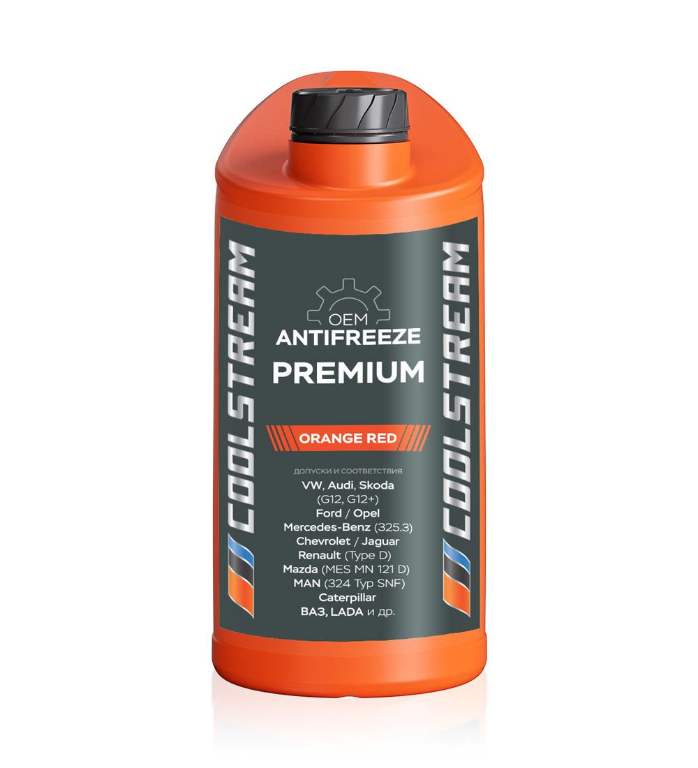Антифриз Premium, 5кг