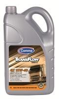 Масло моторное минеральное TransFlow GX 15W-40, 5л
