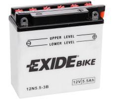 Батарея аккумуляторная, 12В 5.5А/ч