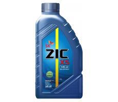 Масло моторное полусинтетическое ZIC X5 DIESEL 10W-40, 1л