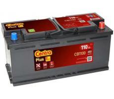 Батарея аккумуляторная, 12В 110А/ч